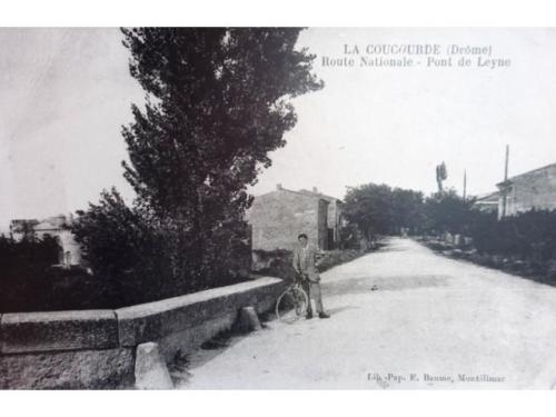 Pont de Leyne sur RN7