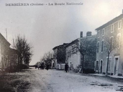 Derbières RN7