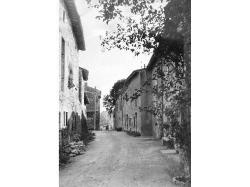 Derbières, rue Royale