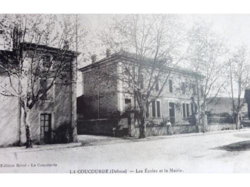 Ecole Mairie du village
