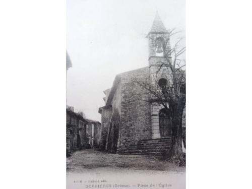 Eglise de Derbières